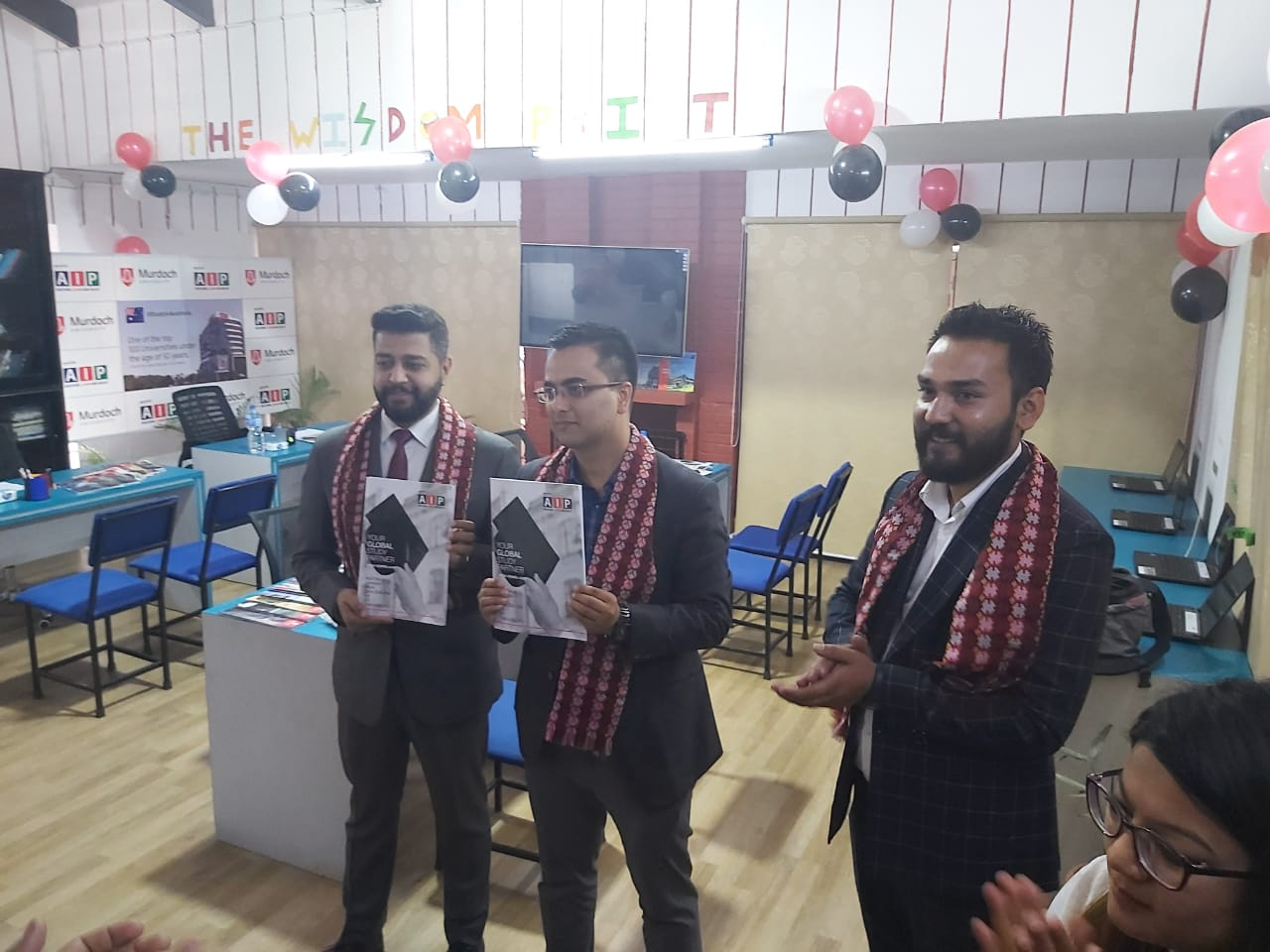 AIP Education conducts Study in Australia Events in Kathmandu & Pokhara
