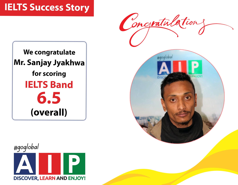 IELTS Success Story_Sanjay