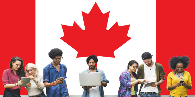 Study in Canada – Begin online now and get same Post Work Permit